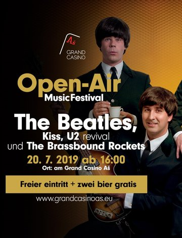 Grand Open-Air Music Festival