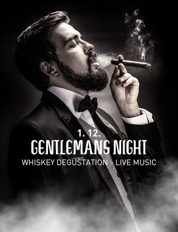 Gentlemans Night