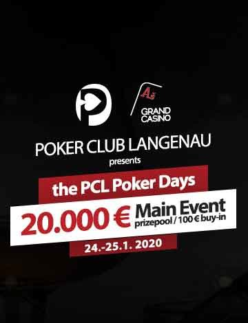 PCL Main Event